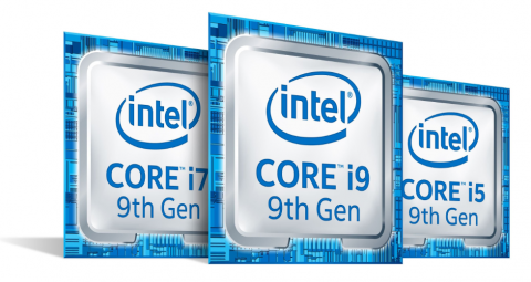 Intel представила 9-е поколение мобильных процессоров: 8 ядер и 5 ГГц в ноутбуках