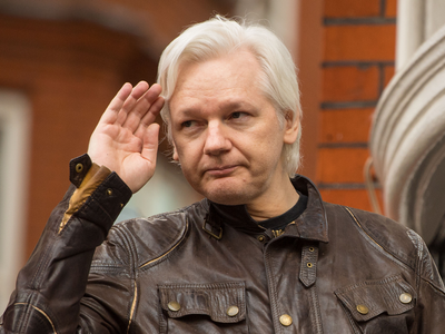 Основатель WikiLeaks арестован в Лондоне