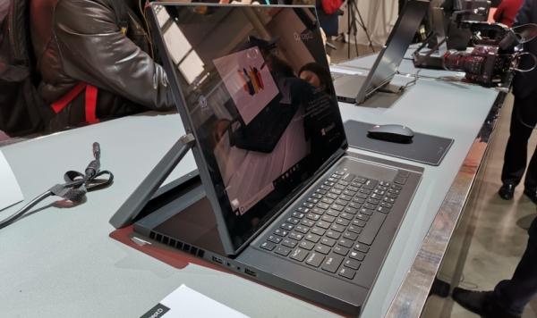 Acer ConceptD: десктоп на 40 ядер, ноутбук с NVIDIA RTX и 4K-мониторы
