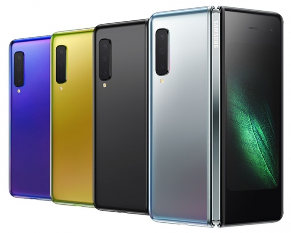 Samsung откладывает релиз Galaxy Fold в Китае и Гонконге
