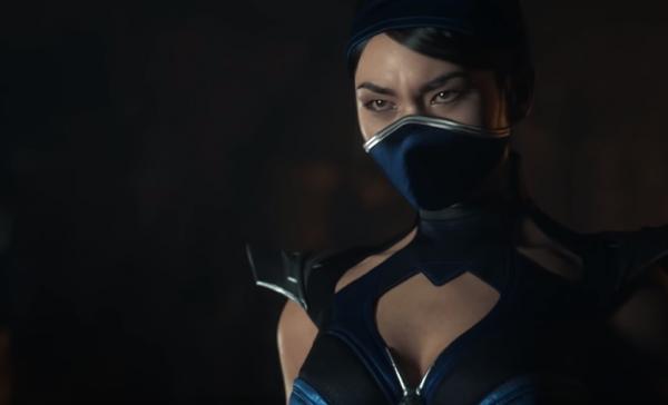 Бескровный трейлер Mortal Kombat 11 объявил овозвращении Китаны