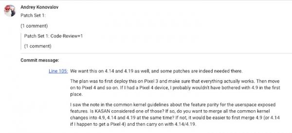 Google перешла к тестированию Pixel 4: анонс раньше обычного?