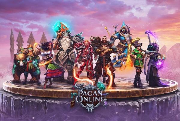 Славянский экшен уже здесь: Wargaming выпустила Pagan Online вранний доступ Steam