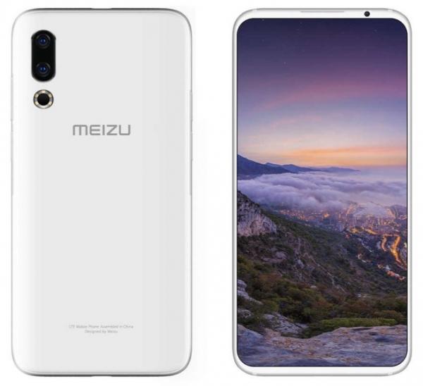 Анонс Meizu 16s – тонкий безрамочный смартфон с DC Dimming и NFC