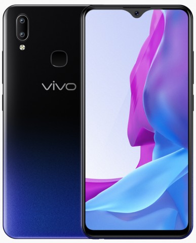 Vivo Y93 Lite с большим экраном и ёмким аккумулятором появился в продаже