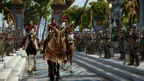Знаменитый журналист пролил свет на судьбу Dragon Age 4