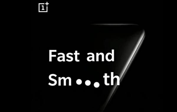 Появился первый официальный тизер OnePlus 7
