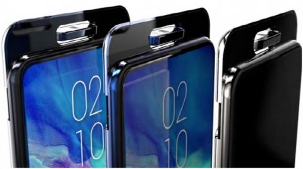 Galaxy A80 станет революционным смартфоном с вращающейся камерой