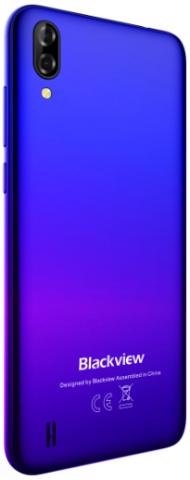 Blackview A60: $50 за смартфон с большим экраном и батареей на 4080 мАч