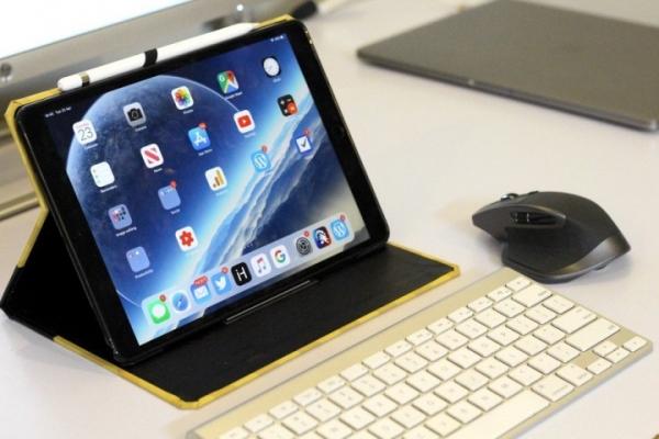 iOS получит поддержку USB-мыши