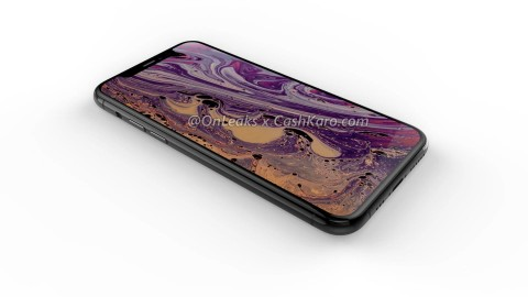 Дизайн iPhone XI Max показали на рендерах