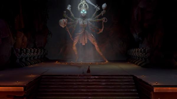 Raji: AnAncient Epic— экшен обиндийской девушке, которая надирает задницы демонам