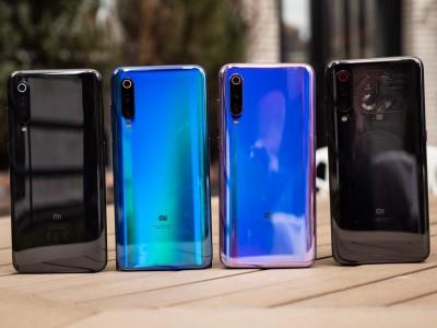 Флагманский Xiaomi Mi9 и бюджетный Redmi 7 покоряют российский рынок