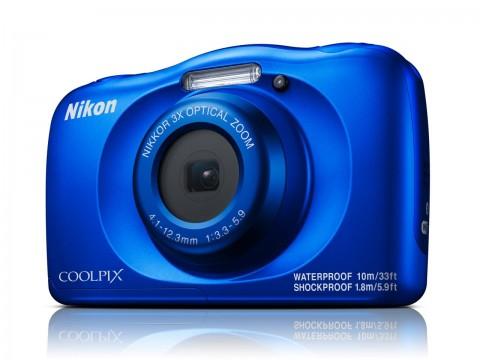 Nikon Coolpix W150: компактная камера в защищённом корпусе