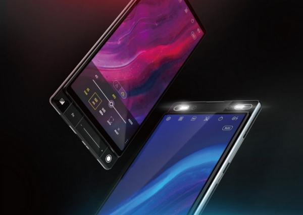 Asus разработал смартфоны с двойным слайдером