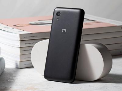 ZTE представила в России компактные и недорогие смартфоны на Android Go