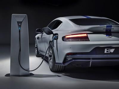 Aston Martin стал электрическим