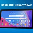 Оператор AT&T раскрыл характеристики планшета Galaxy View 2: 17.3-дюймовый дисплей и батарея на 12 000 мАч