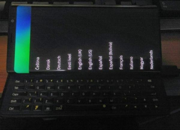 Смартфон F (x) tec Pro 1 получит две ОС: Android и Sailfish OS