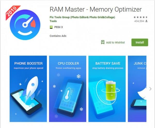 В Google Play забанили разработчика с 600 миллионами загрузок