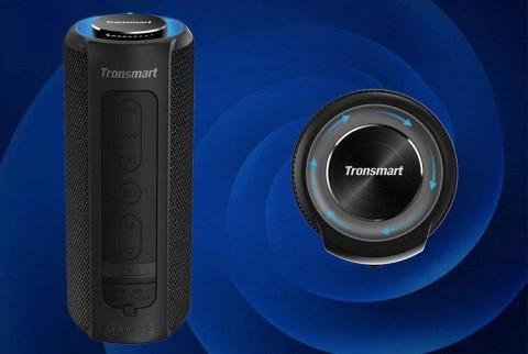 Tronsmart Element T6 Plus:Bluetooth 5.0 и 15 часов любимой музыки