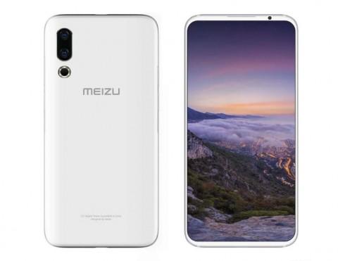 Meizu 16s: безрамочный флагман с NFC и Snapdragon 855 за $475