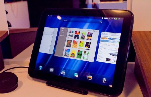 HP TouchPad – старый планшет-долгожитель, обновившийся до Android 9