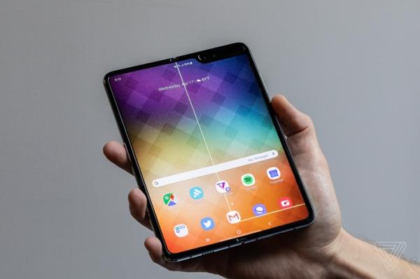 Первые жертвы: четыре сломанных Samsung Galaxy Fold за два дня