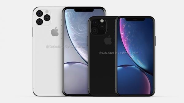 iPhone XI показался на новых изображениях: на этот раз вместе с iPhone XI Max