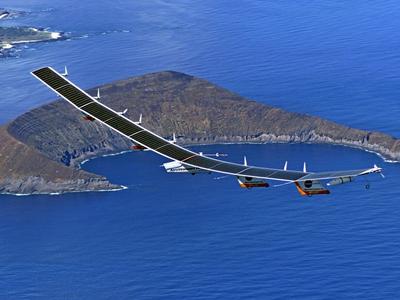 Новые батареи позволяют беспилотникам летать годами