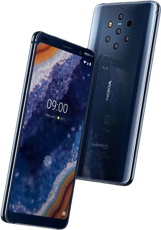 Nokia 9 доступна в Украине