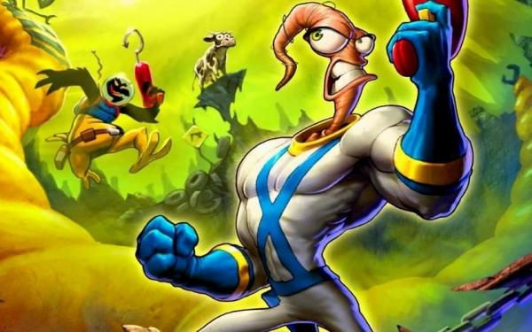 Создатель Earthworm Jim выпустит продолжение, новрядли вырешитесь сыграть