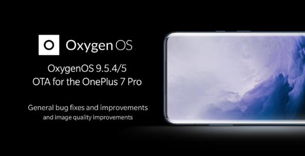 OxygenOS 9.5.4/5 для OnePlus 7 Pro: работа над ошибками и улучшенная камера