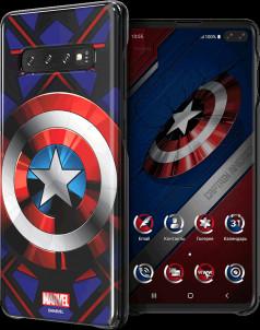Samsung показала чехлы для Galaxy S10, A50 и А70 в стиле «Мстителей»
