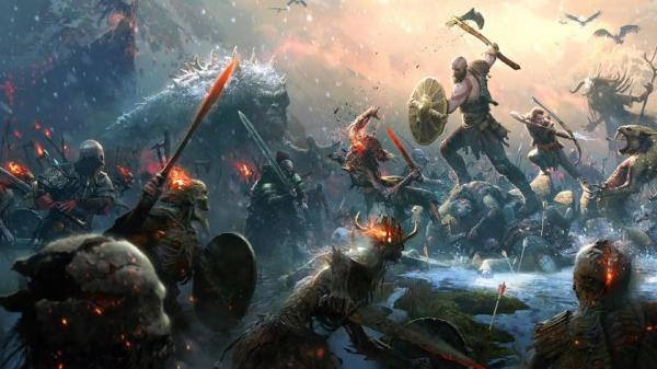 Как закалялся Кратос: разработчики God ofWar выпустили фильм осоздании игры