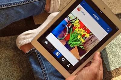 В работе Instagram произошел масштабный сбой