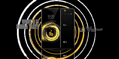 Стал известен старт продаж LG V50 ThinQ 5G