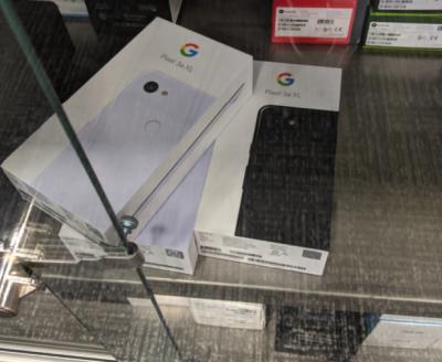 Google Pixel 3a и Pixel 3a XL поступили в продажу до презентации