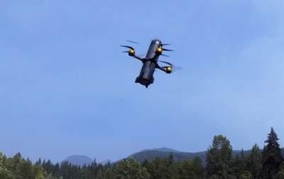 Создан дрон-камикадзе, уничтожающий беспилотники
