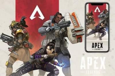Apex Legends выйдет на мобильных устройствах