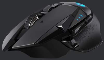 Logitech представила беспроводную версию популярной игровой мыши