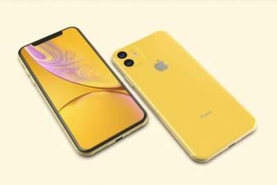 В Сети показали, как будет выглядеть iPhone 11R