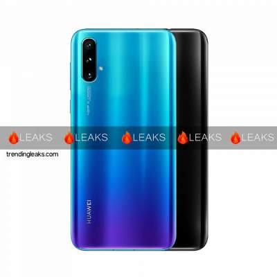 Опубликован рендер смартфона Huawei Nova 5