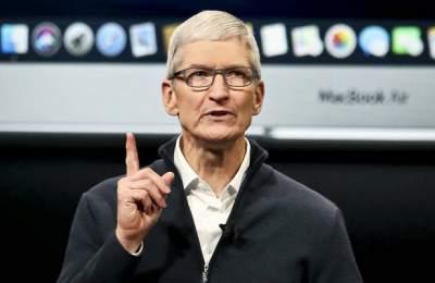 Глава Apple призвал усилить госрегулирование IT-технологий