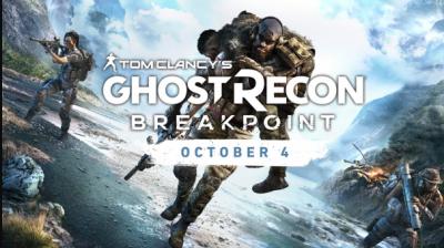 Ubisoft анонсировала игру Tom clancy's Ghost Recon Breakpoint
