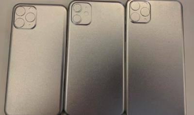 В Сети появились свежие фото iPhone 11 и iPhone Xr 2