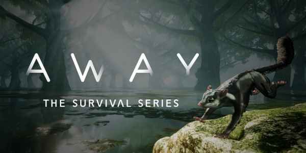 AWAY The Survival Series: постапокалипсис и белки-летяги