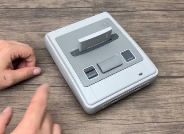 Набор Roshambo Retro позволяет собрать недорогую игровую приставку