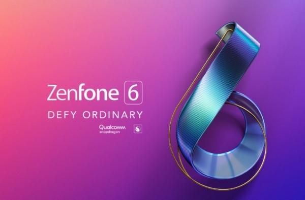 Официально: Asus ZenFone 6 получит двойную камеру на 48 Мп, батарею на 5000 мАч и чип Snapdragon 855