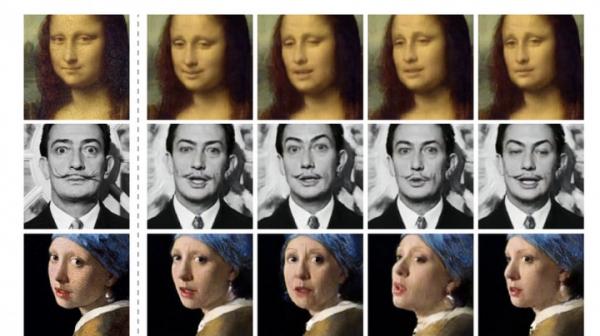 Искусственный интеллект Samsung оживил Мону Лизу и Достоевского